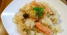 炊飯器で簡単☆鮭としめじのマヨピラフ by おぶうさま [クックパッド] 簡単おいしいみんなのレシピが236万品