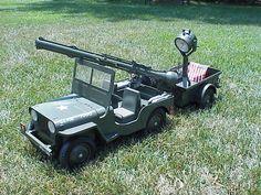 Vintage G.I. Joe Vehicle (my uncle had this complete set)