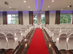 We can host civil ceremonies and civil partnerships and we can offer an intimate suite for civil ceremonies from 10 to 120 or a large suite for the large ceremony. Wedding Catering, Wedding Receptions, Clayton Hotel, Civil Ceremony, Intimate Weddings, On Your Wedding Day, Table Decorations, Silver, Home Decor