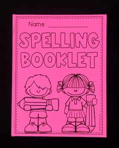 Spelling activities and centers This spelling booklet features so many activities for spelling words Spelling Word Activities, Spelling Practice, Grade Spelling, Word Work Activities, Preschool Learning Activities, English Activities, Classroom Activities, Book Activities, Activities For Students