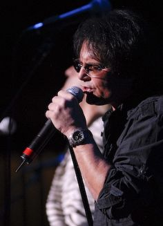 Jimi Jamison what a voice he had! I have his first solo album Empires and his last solo album Never Too Late. I also have a Survivor Compilation album. <3