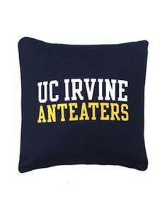 UC Irvine Anteaters Throw Pillow