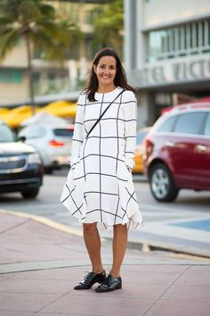 Best Street Style at Art Basel 2014 - Miami Street Style at Art Basel - Harper's BAZAAR