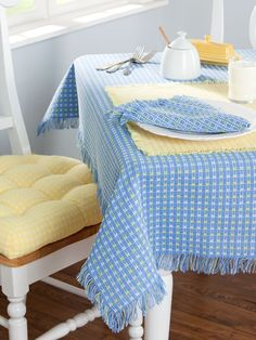 2c3d795a5297 Mountain Weave All Cotton Tablecloths