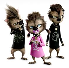 #hoteltransylvania #animation #movie #winnie #werewolf