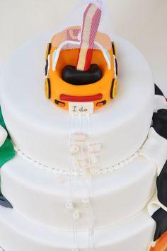 Original Wedding Cakes - Tartas de boda originales y diferentes