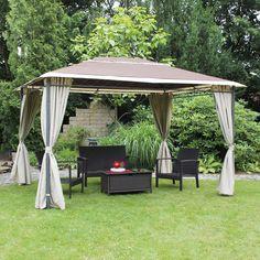 Good Pavillon Antik f r den Garten
