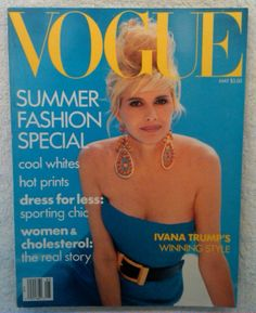 about Ivana Trump Fashion Style & Life on Pinterest | Ivana trump ...