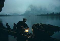 Hiroji Kubota CHINA. Guilin. Huangshan Mountains. Magnum Photos -