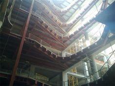 Taksim Demirören avm çelik konstrüksiyon işleri www.standartcelik.com