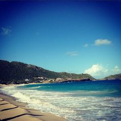 Life is hard in St Barth !