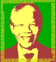 Warm thoughts and love for Nelson Mandela, in serious condition <3 <3 <3 June 10th, 2013. Peace Activist and inspiration.