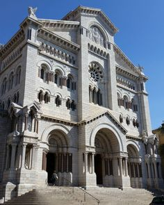 #Rocher by pnkanne from #Montecarlo #Monaco