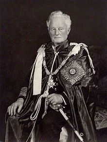 Admiral Sir William Milbourne James GCB, ca. 1940. Nickname 'Bubbles' due to the painting for which he posed for his grandfather, Sir John Everett Millais.
