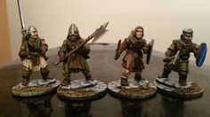 FRostgrave man at arms - Google Search