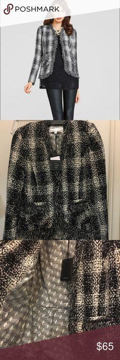 "Cabi ""best in show"" jacket Fabulous Chanel inspired Cabi ""best in show"" jacket. Perfect for holiday/winter. CAbi Jackets & Coats Blazers"