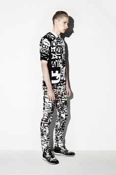 McQ Alexander McQueen Spring 2014 Menswear Collection Slideshow on Style.com