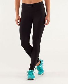 Lulu Lemon Runder Under Pant. Just got these. Best leggings i've had so far for winter running, going out in, or just lounging around in.