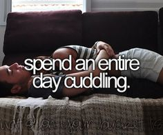 I'm going to need more than just one day like this when he gets home..