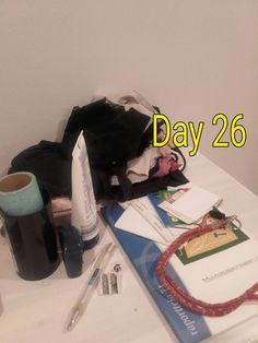 Collect #memories not #things -   #MinsGame Day 26. New #blog post published! http://sacredtrash.blogspot.fi #LessIsMore #LessIsNow #sacredtrash