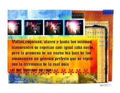 #30DayDrawingChallenge - Day28 : Something you'd like : Caminar por Caracas y ver el amanecer - Drawing / Collage técnica mixta