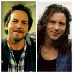 Eddie Vedder. Just gets better with age.
