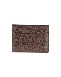 TOD'S DOCUMENT HOLDERS. #tods #small leather goods