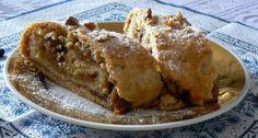 Strudel recette cuisine Strudel dessert recipe