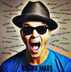 my art work of bruno mars song.. like it?