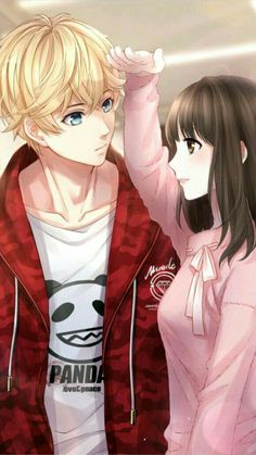 Couple romance · i really like this for no specific reason. Couple Manga, Anime Love Couple, Anime Couples Drawings, Anime Couples Manga, Love Drawings Couple, Manga Anime, Anime Art Girl, Anime Girls, Cute Anime Coupes