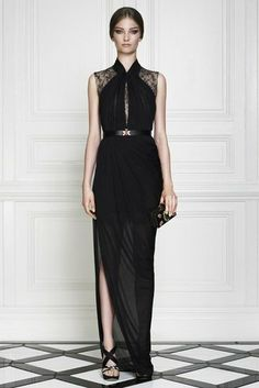 Jason Wu Resort love the cut of this dress and the detailing