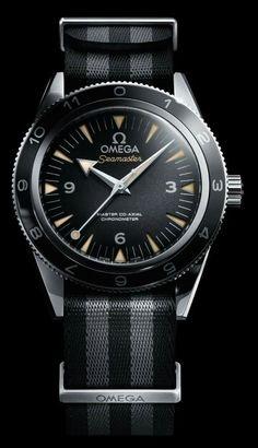 Omega seemaster