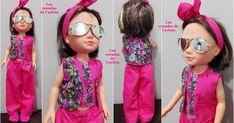 The cucadas of Carlota and her dolls: Pattern Nancy: Long pants, shirt, vest, shoes, turban Doll Clothes Patterns, Clothing Patterns, Long Pants, American Girl, Barbie, Dolls, Shirts, Shirt Vest, Girl Doll Clothes