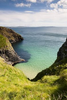 Antrim, Northern Ireland. This is where my family is from, and I must go someday!