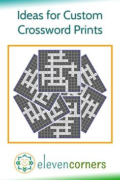 Custom crossword ideas from our customers - subjects they have used personalised crosswords to celebrate. Lots of great and unusual ideas for your own crossword! Personalised print gift idea. #elevencorners #crossword #crosswordpuzzle #personalisedprints #giftideas Personalised Prints, Personalized Wall Art, Family Wall Art, Crossword Puzzles, Music Artwork, Geometric Art, Fun, Blog, Gifts