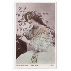 Miss Gertie Millar RP Actress Postcard 3066 Listing in the Actors & Actresses,People,Postcards,Collectables Category on eBid United Kingdom | 144929560