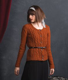 6ddc6a838 151 Best Cardigan Knitting Patterns images
