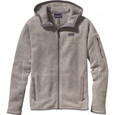Patagonia Better Sweater Full-Zip Hoody (Women's): Thanks to @Steven McGaughey whose guy's version we all admired.  #Patagonia #Fleece