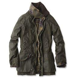 Rain wax jacket Barbour+Classic+Beadnell+Jacket+For+Women+-+Barbour%26%23174%3b+Classic+Beadnell+Jacket+--+Orvis on Orvis.com!