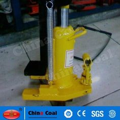 chinacoal03 5-50 Ton Self-contained Jaw Type Hydraulic Toe Jacks Hydraulic track jack is a essential ideal tool for road on the mining service suitable for rail transposition operation.The machine is mainly composed of hydraulic transmission parts and leverage.