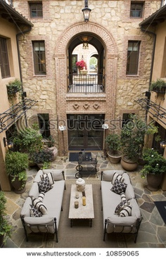 Courtyards <3