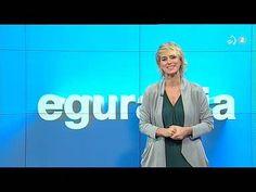 La carismática presentadora de EITB Ana Urrutia vestida de Mercedes de Miguel AW 15-16