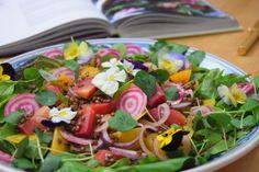 Ringelbete -Linsen-Salat Quelle: kuechenereignisse.com