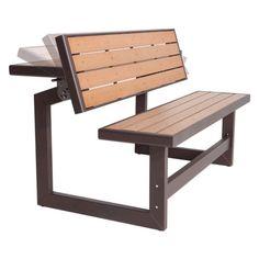 Folding Picnic Table on Pinterest | Picnic Table Plans, Picnic Table ...