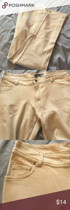 *Reduced Price* 2XL Khaki Skinny Pants Hello this is 2XL Khaki Skinny Pants. New without tag. Boho Lady Pants Skinny
