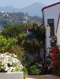 Olive Street, Santa Barbara, CA