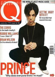 ebony magazine prince - Google Search