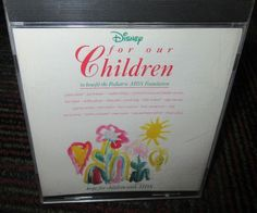 DISNEY: FOR OUR CHILDREN MUSIC CD, VARIOUS ARTISTS SINGING CLASSIC SONGS, GUC