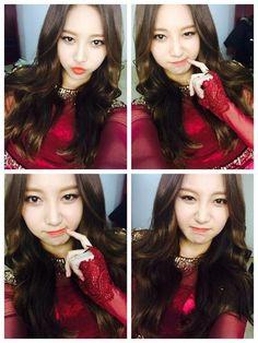 Yura from Girls Day