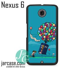 UP In Doctor Who Phone case for Nexus 4/5/6